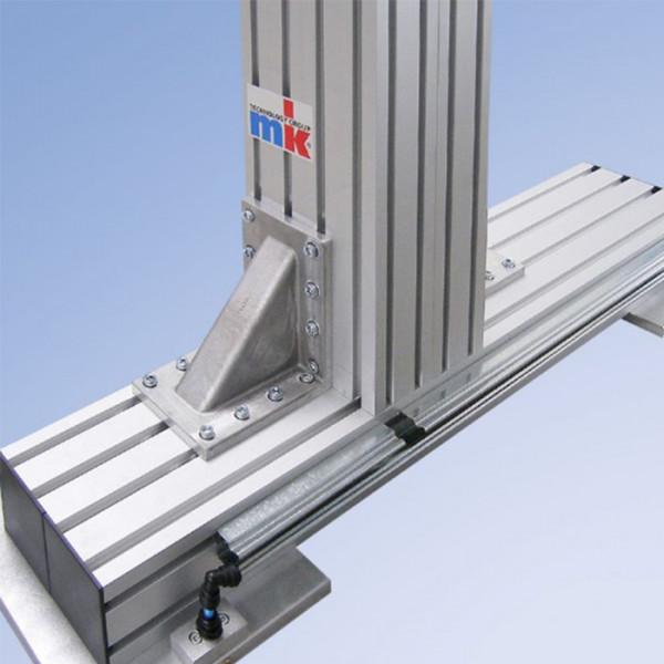 Obudowy i konstrukcje maszyn z profili aluminiowych