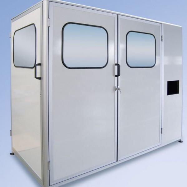 Ogrodzenia ochronne maszyn i urządzeń
