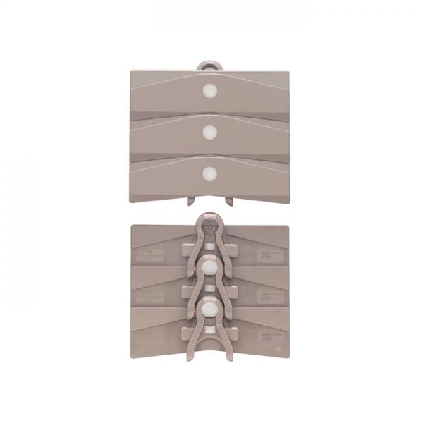 Łańcuchy płytkowe z tworzyw sztucznych
