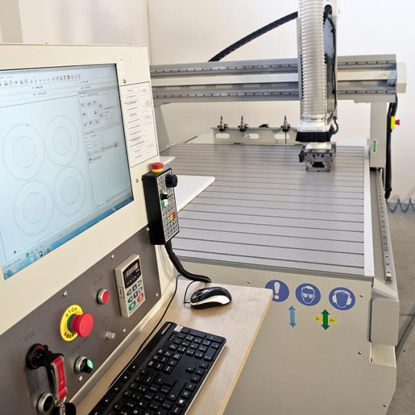 Park maszynowy - obróbka tworzyw sztucznych