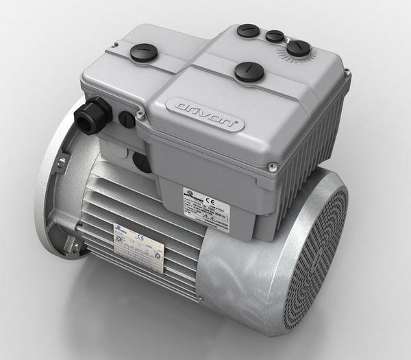 Silniki zintegrowane z falownikiem - Drivon