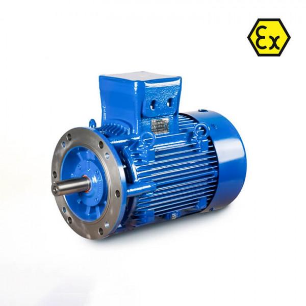 Silniki przeciwwybuchowe CEMP Ex
