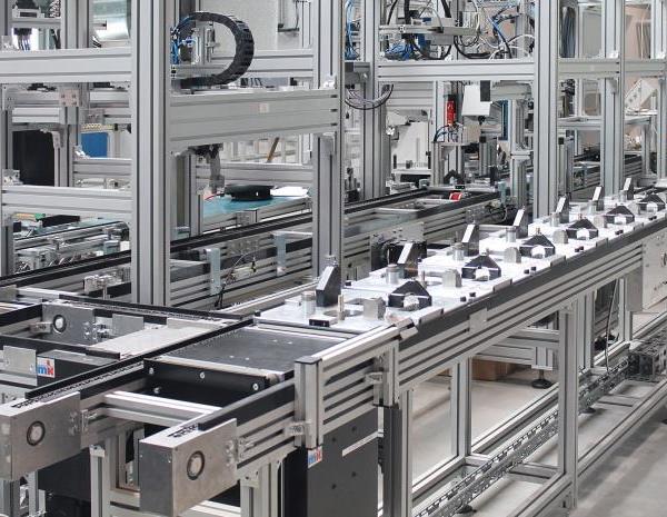 Budowa stanowisk zautomatyzowanych