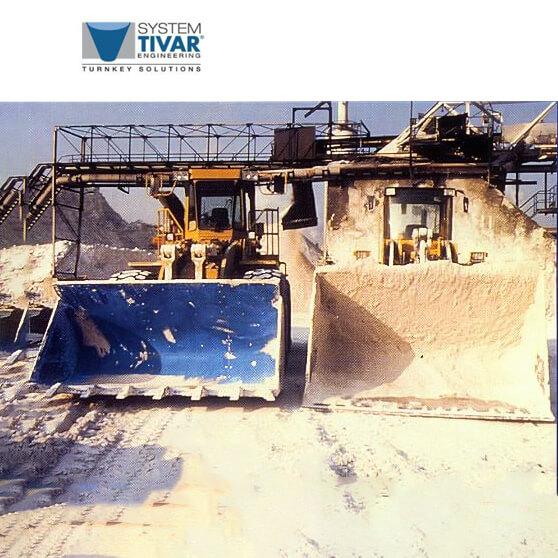 Materiały okładzinowe System TIVAR Engineering